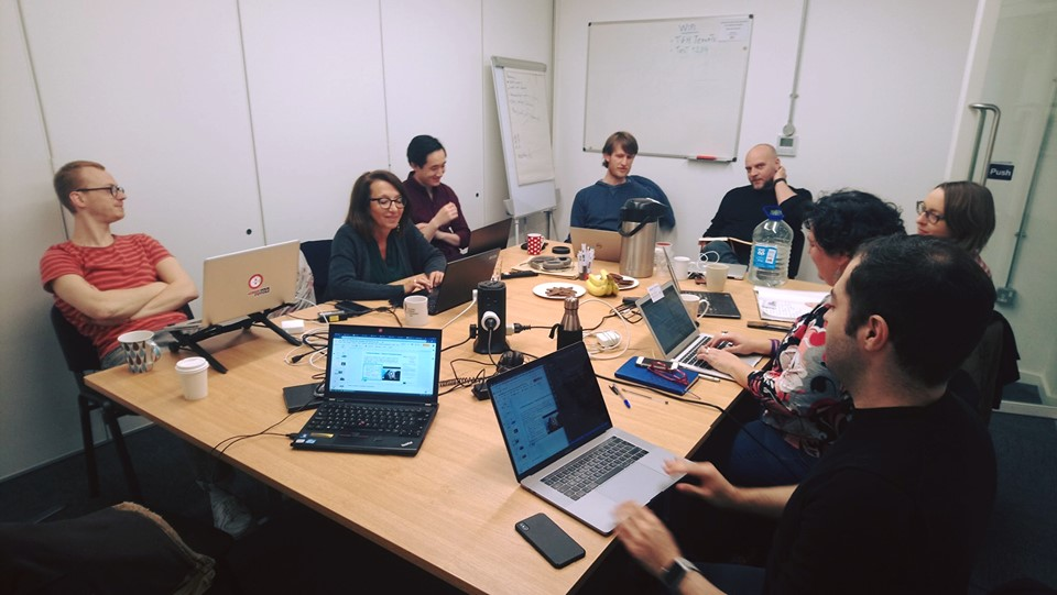 NT4EU Partners' meeting in London!